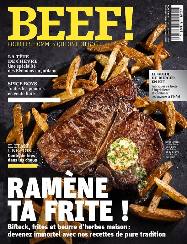 Beef Magazine N°18 – Juillet-Août 2018