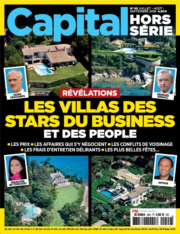 Capital Hors Série N°49 – Juillet-Septembre 2018