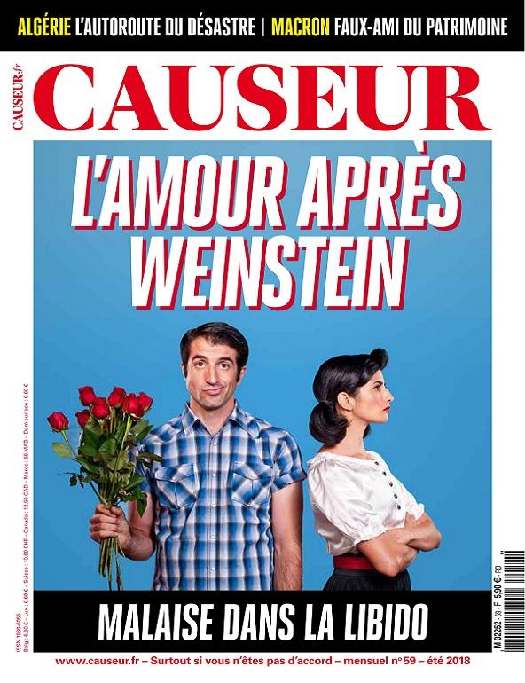 Causeur N°59 – Été 2018