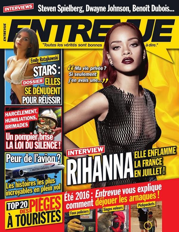 Entrevue N°287 – Rihanna