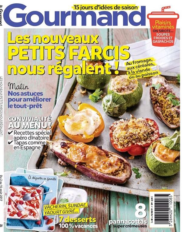 Gourmand N°377 – Les Nouveaux Petits Farcis Nous Régalent !