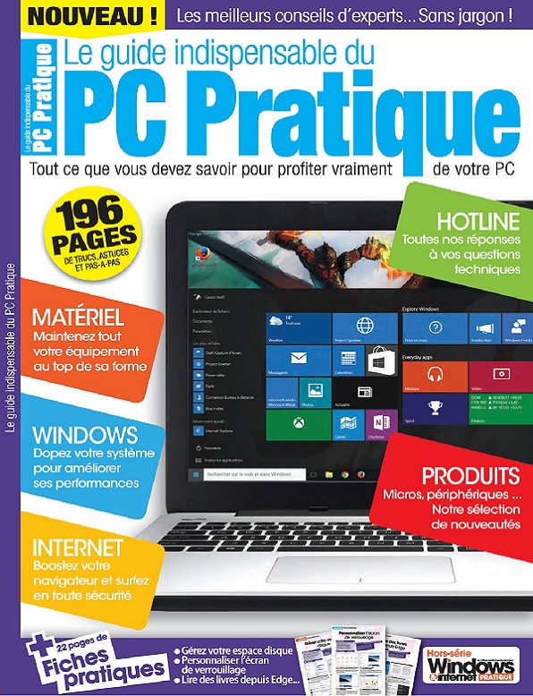 Windows et Internet Pratique Hors Série N°17 – Juillet 2018
