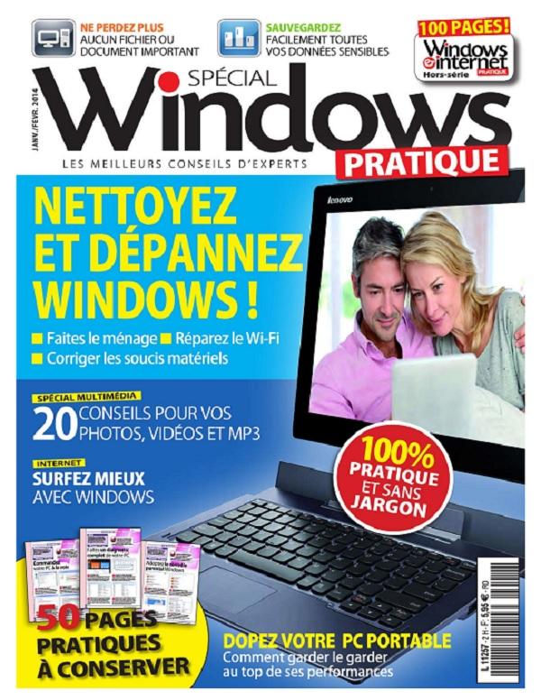 Windows et Internet Pratique Hors Série N°2 – Nettoyez et Dépannez Windows