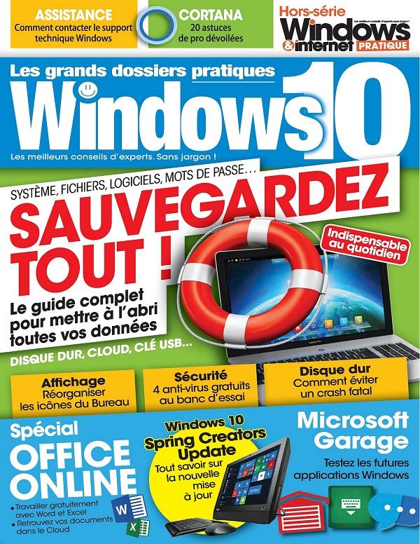 Windows et Internet Pratique Hors Série N°4 – Avril 2018