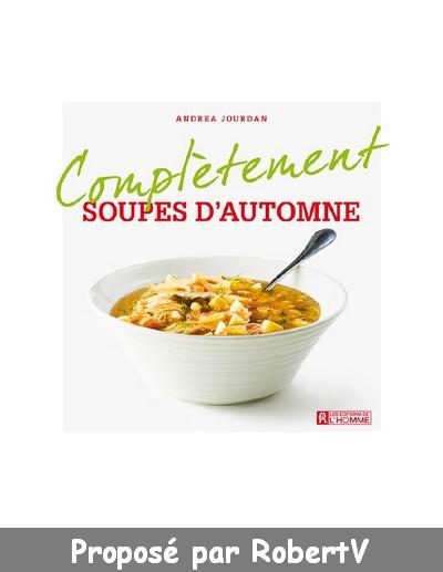Andrea Jourdan – Complètement Soupes d'Automne