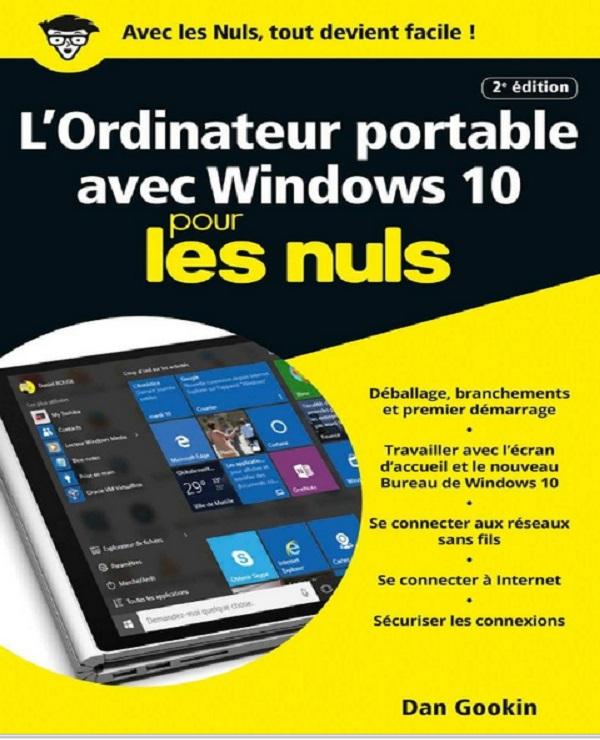 L'Ordinateur Portable Avec Windows 10 – Pour Les Nulls