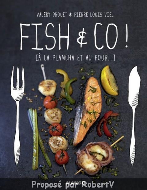 Valéry Drouet & Pierre-Louis Viel – Fish & CO