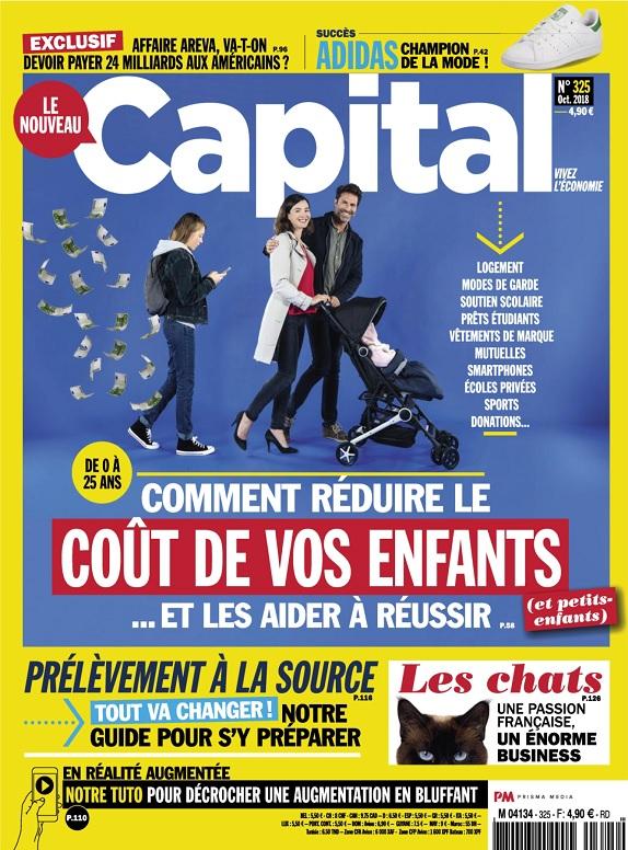 Capital N°325 – Octobre 2018