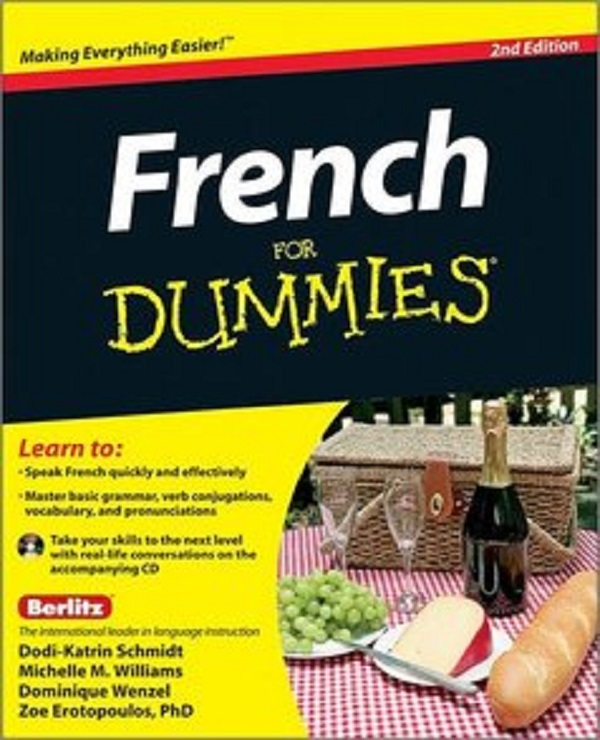 French For Dummies – 2 edition