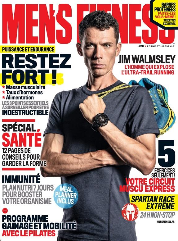 Men's Fitness N°28 – Octobre 2018