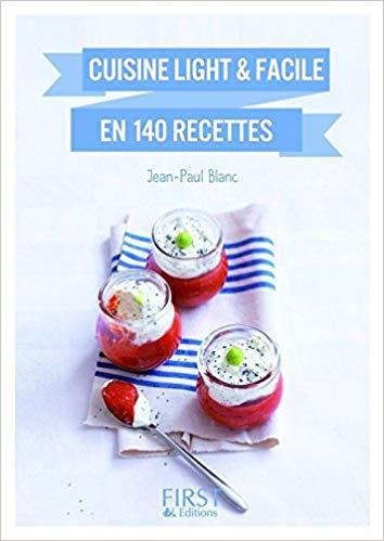 Petit livre de – Cuisine light et facile en 140 recettes