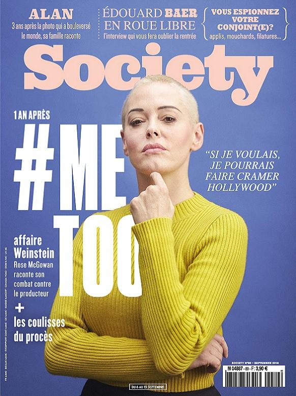 Society N°89 Du 6 Septembre 2018