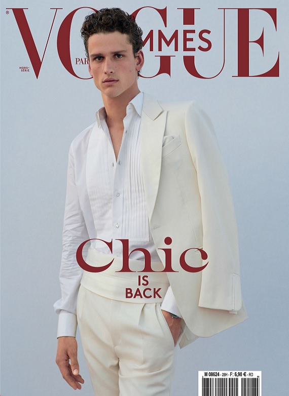Vogue Hommes International N°28 – Le Pouvoir du Chic 2018