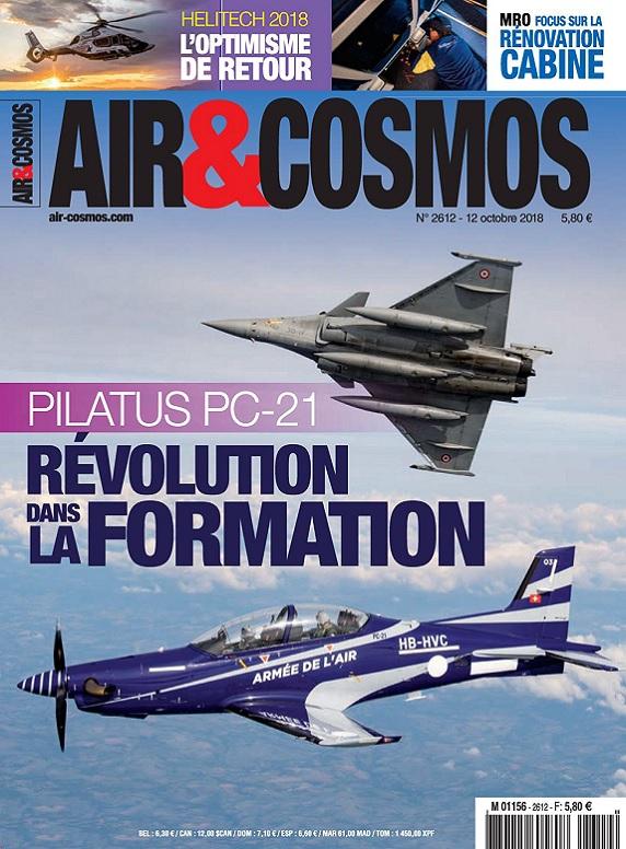 Air et Cosmos N°2612 Du 12 Octobre 2018