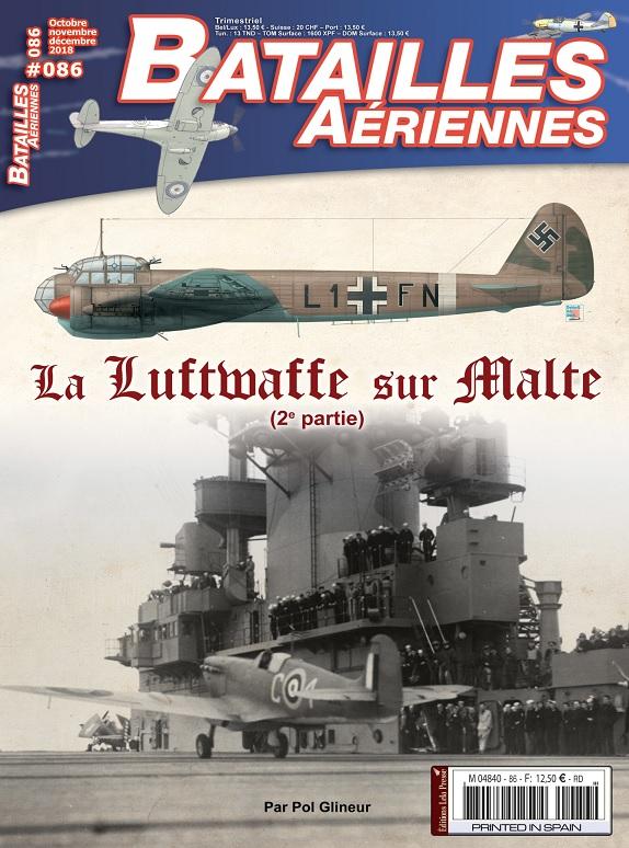 Batailles Aériennes N°86 – Octobre-Décembre 2018