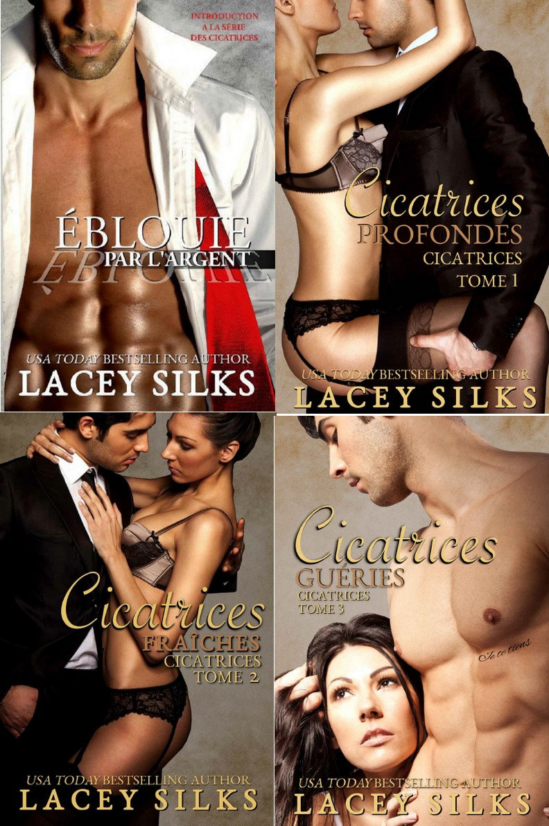 Cicatrices (l'intégrale) – Lacey Silks