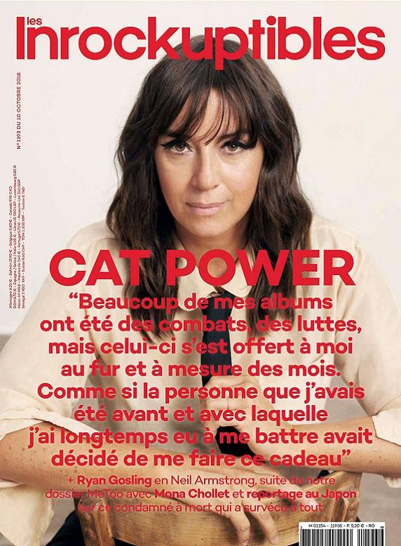 Les Inrockuptibles N°1193 Du 10 Octobre 2018