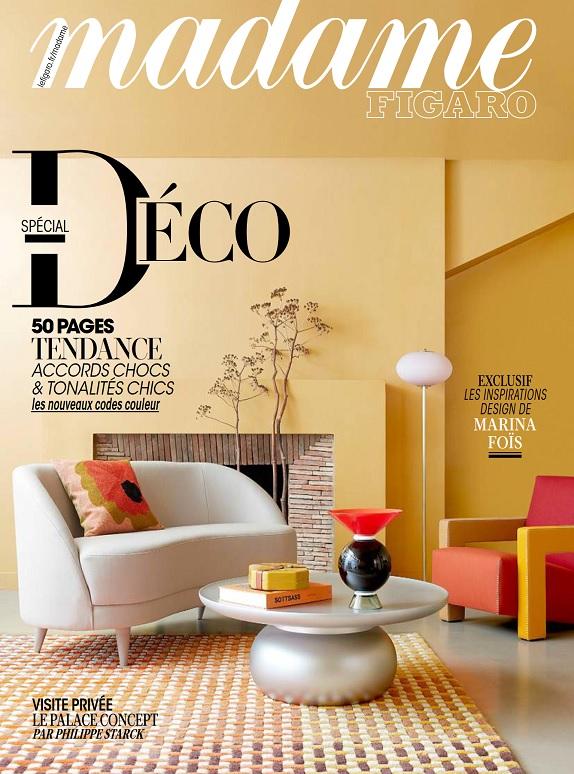 Madame Figaro Du 12 Octobre 2018