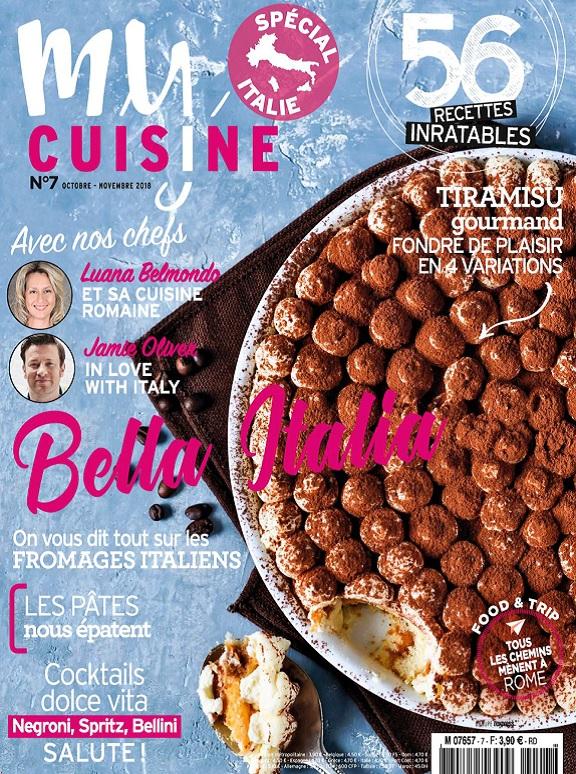 My Cuisine N°7 – Octobre-Novembre 2018