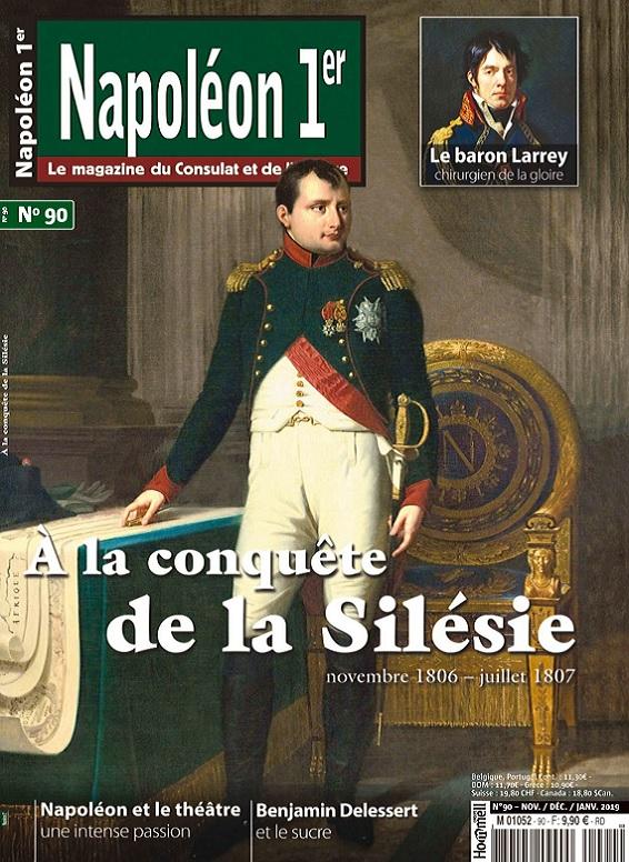Napoléon 1er N°90 - Novembre 2018-Janvier 2019