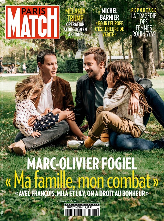 Paris Match N°3622 Du 11 au 17 Octobre 2018