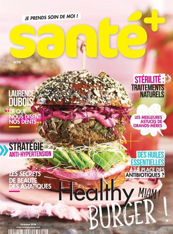 Santé+ N°70 – Octobre 2018