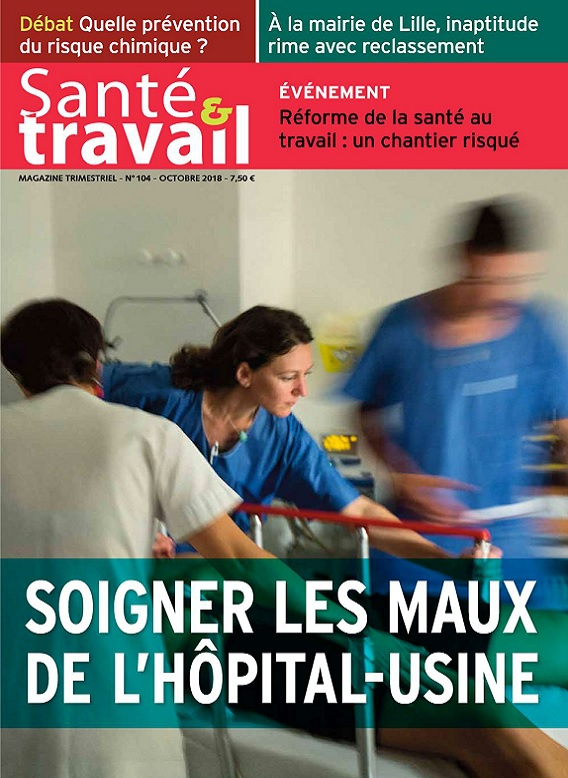 Santé et Travail N°104 – Octobre 2018