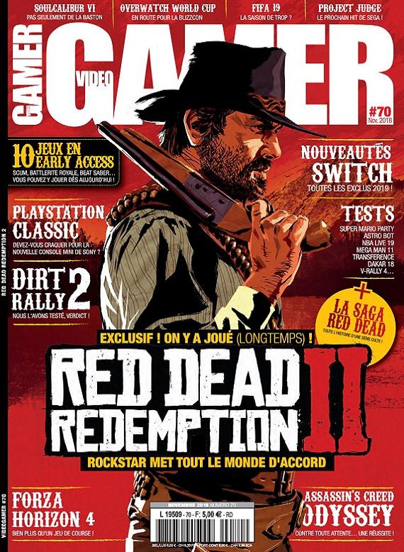 Video Gamer N°70 – Novembre 2018