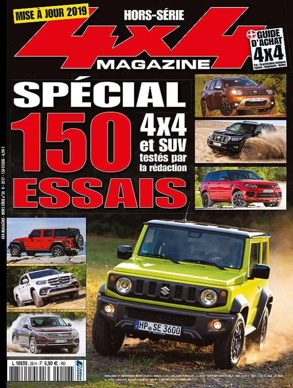 4×4 Magazine Hors Série N°28 – Edition 2018