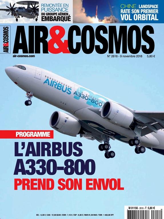 Air et Cosmos N°2616 Du 9 Novembre 2018