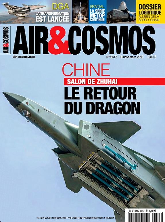 Air et Cosmos N°2617 Du 16 Novembre 2018