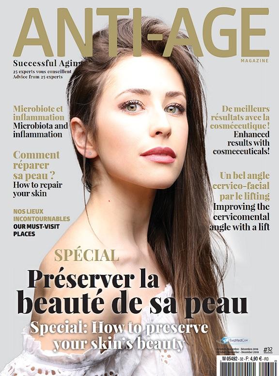 Anti-Age Magazine N°32 – Octobre-Décembre 2018