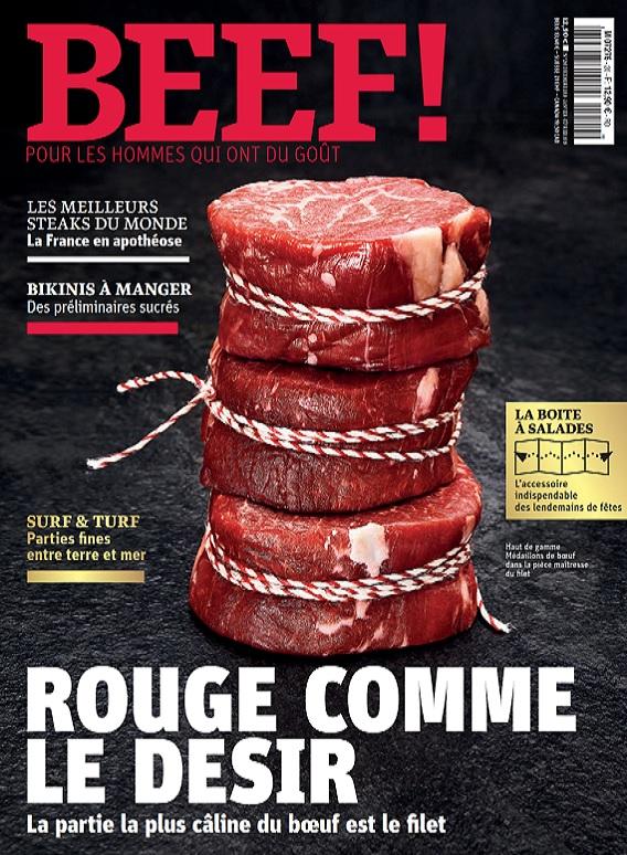 Beef Magazine N°20 – Décembre 2018-Février 2019
