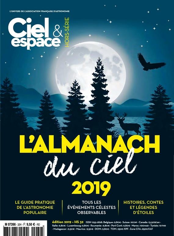 Ciel et Espace Hors Série N°32 – Édition 2019