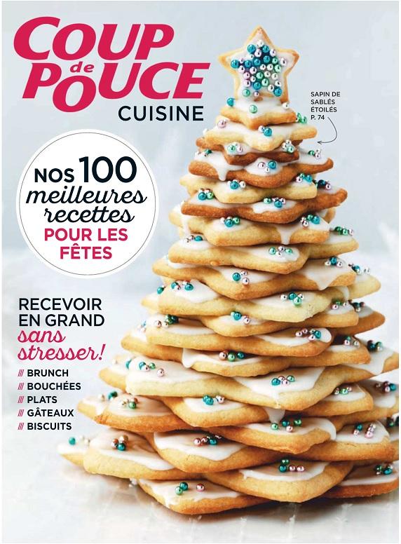 Coup De Pouce Cuisine – Noël 2018