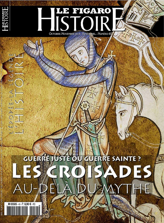 Le Figaro Histoire N°40 – Octobre-Novembre 2018