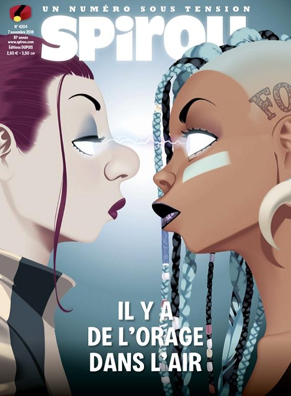 Le Journal De Spirou N°4204 Du 7 Novembre 2018