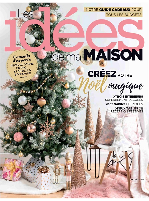 Les Idées De Ma Maison – Décembre 2018