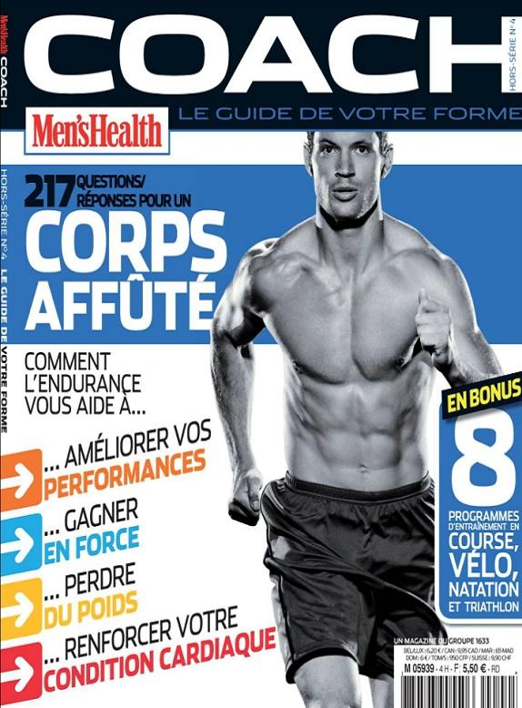 Men's Health Coach Hors Série N°4 - Corps Affûté