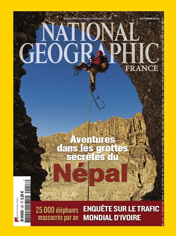 National Geographic N°157 – Népal