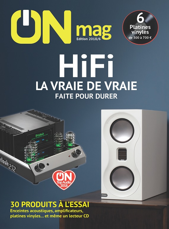 ON Magazine – Guide Hifi 2018