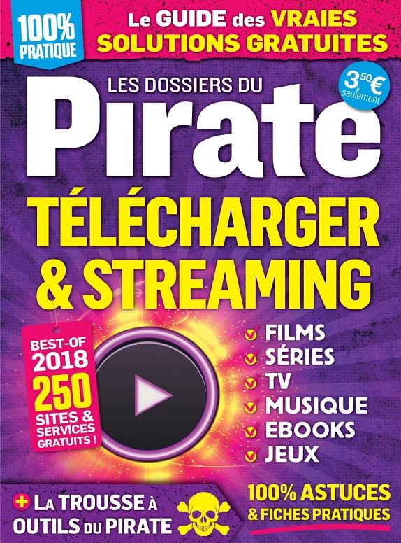 Pirate Informatique : Les Dossiers Du Pirate N°17 – Octobre-Décembre 2018