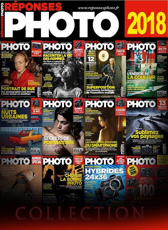 Réponses Photo – Collection Complète 2018