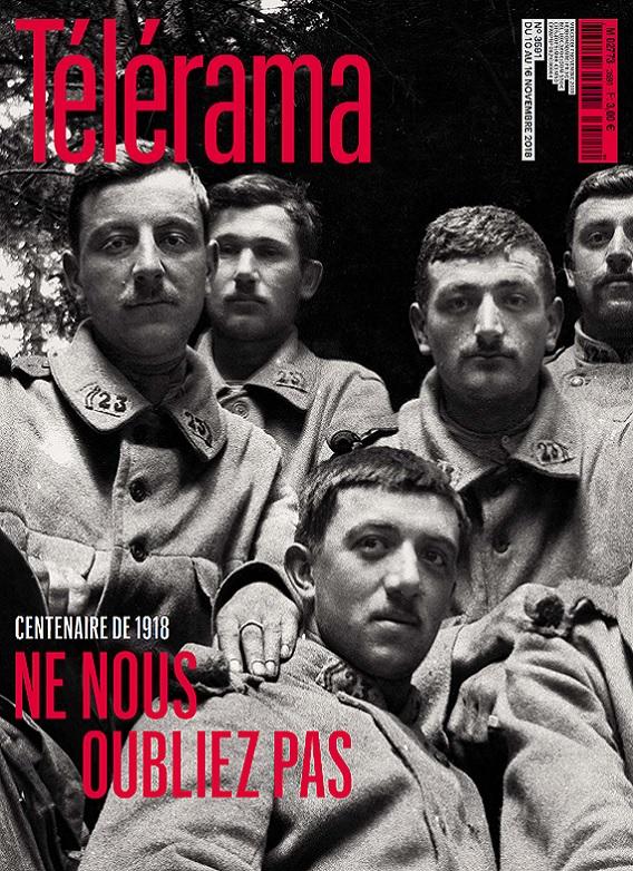 Télérama Magazine Du 10 au 16 Novembre 2018