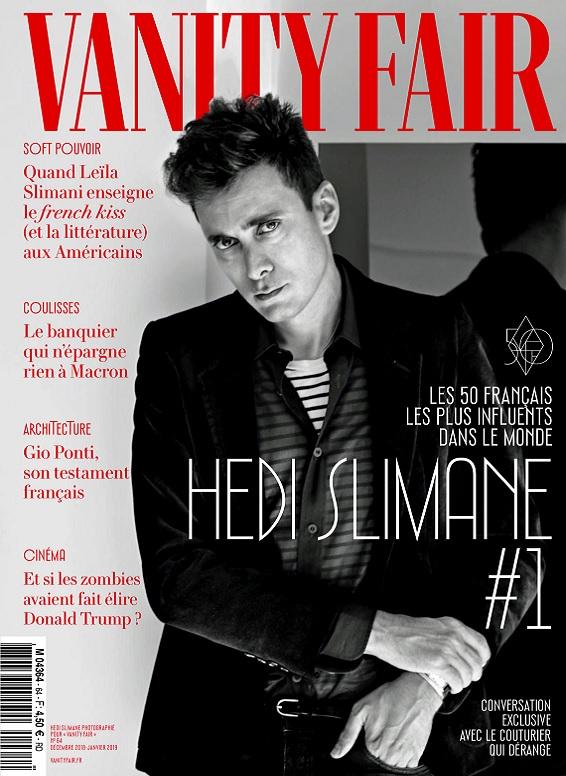 Vanity Fair N°64 – Décembre 2018