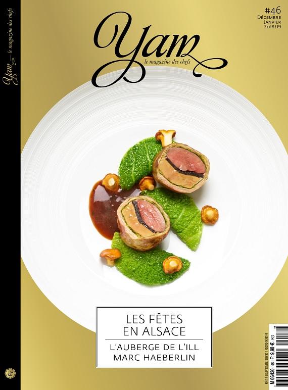 Yam Magazine N°46 – Décembre 2018-Janvier 2019