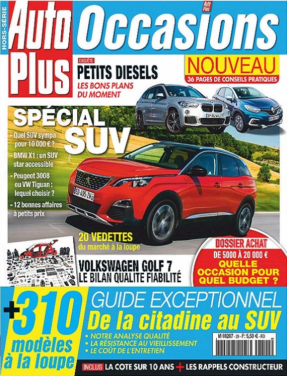 Auto Plus Occasions Hors Série N°29 – Hiver 2019