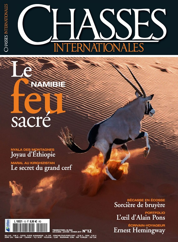 Chasses Internationales N°12 – Décembre 2018-Février 2019
