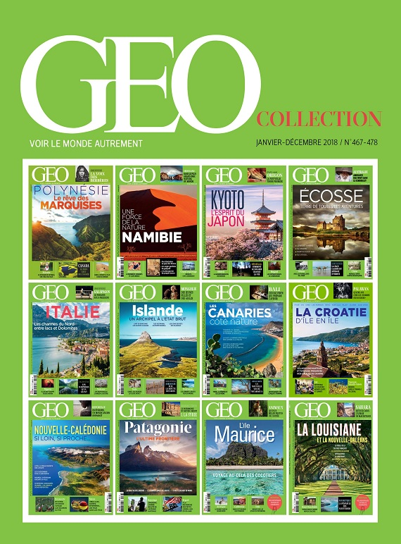 Geo France – Collection Complète 2018