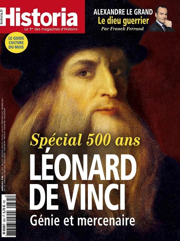 Historia N°865 – Janvier 2019